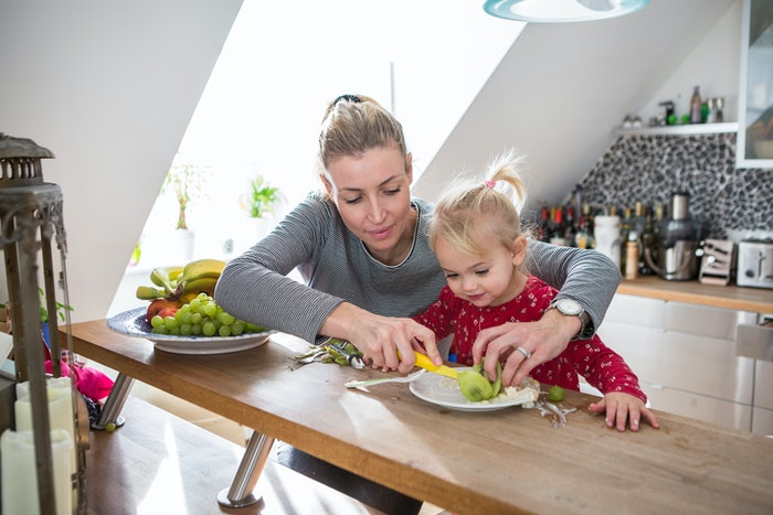 Toddler Nutrition image