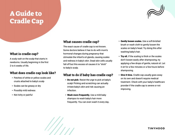 A Guide to Cradle Cap Preview Image