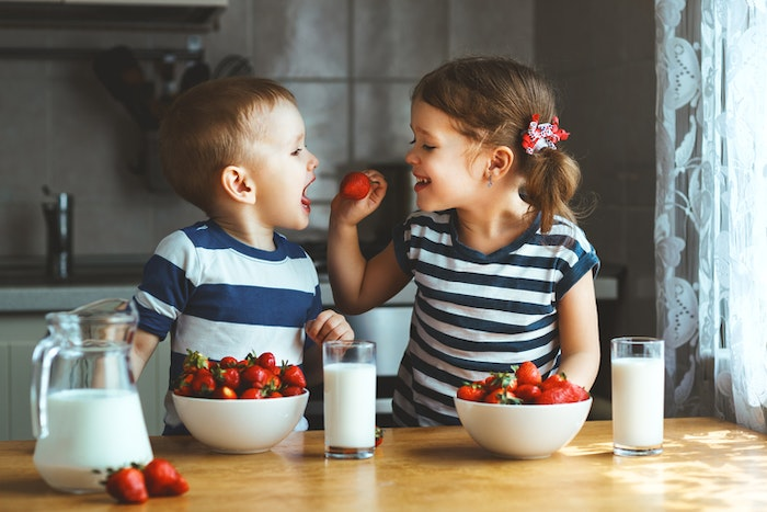 Healthy Eating for 1-6 year olds image