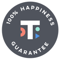 Happiness badge